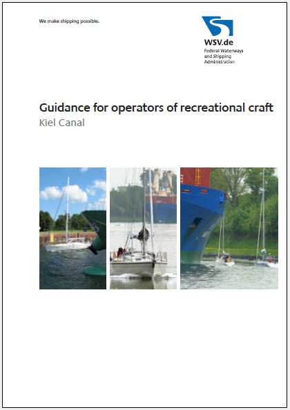 Guidance for operators of recreation craft (verweist auf: Guidance for operators)